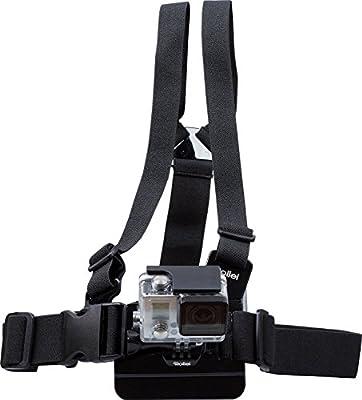 Rollei Chest Mount - Arnés de Pecho para Rollei Actioncam y GoPro ...