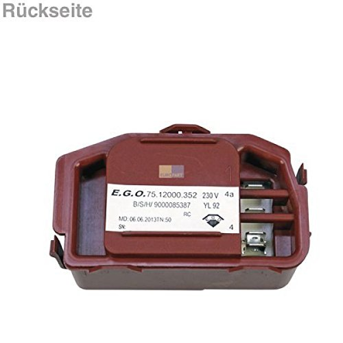 Siemens Neff Berührungsschalter für Kochfeld 00498207 498207 Bosch
