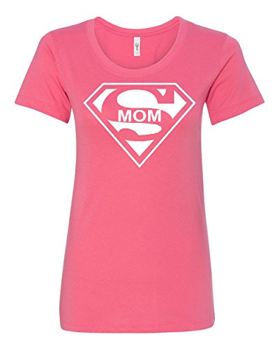 Womens T Shirt Superhero Mothers Tee product image
