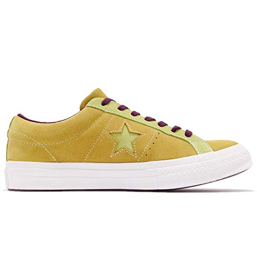 sharp Star Adulte 301 Converse Ox Sneakers Green Green Multicolore One apple Basses Lifestyle Mixte pT4qPBwT