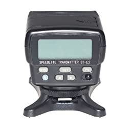 EACHSHOT Debao ST-E2 Canon Wireless Speedlight Commander / Flash Trigger by EACHSHOT
