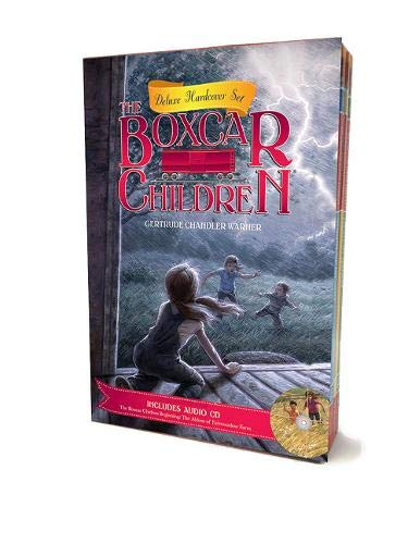 (The Boxcar Children Deluxe Hardcover Boxed Gift Set (#1-3) (The Boxcar Children)