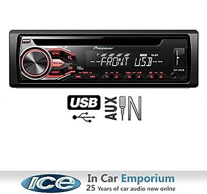 Pioneer Deh 1800ub Car Stereo Cd Mp3 Usb Aux In Elektronik