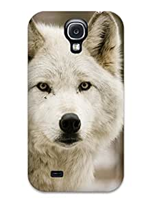 Charles C Lee JICeSMd6144UJafB Protective Case For Galaxy S4(animal Wolf)