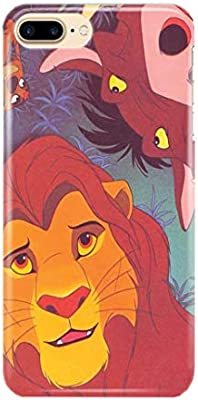 d6efa8bc425a32 Phone Case for Iphone 6+/6s+ [PLUS] Lion King Simba Mufasa Scar ...