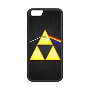 IPhone 6 Plus Cases Dark Side Triforce, IPhone 6 Plus Cases Funny for Teen Girls, [Black]