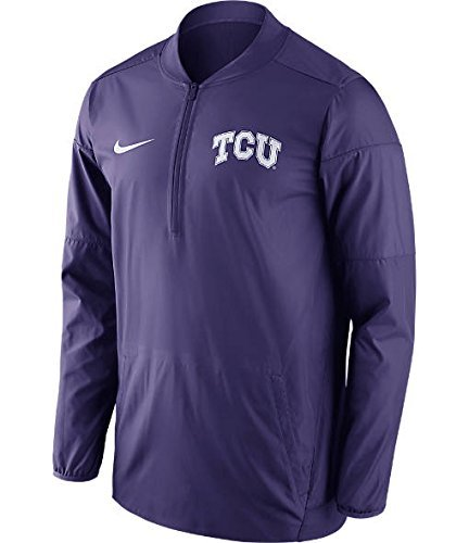 Amazon.com: Hombre Nike TCU Horned Frogs College Lockdown ...