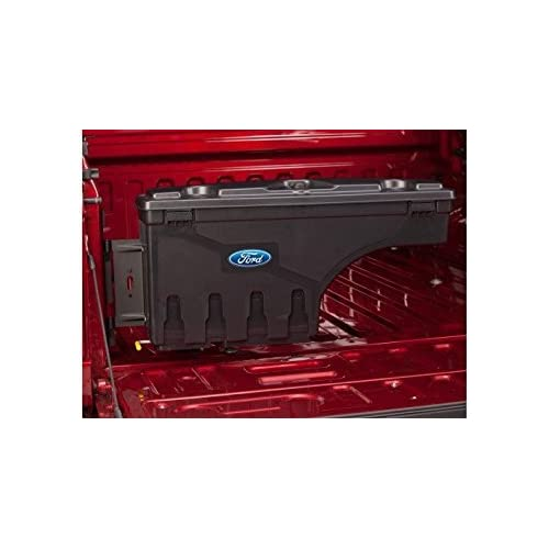 Image of Ford VFL3Z-17N004-B Pivot Storage Box Cargo Bed Cover Accessories