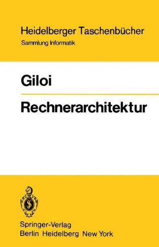 Rechnerarchitektur (Heidelberger Taschenbücher) (German Edition) by Springer