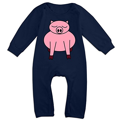 [Yours Pig For 6-24 Months Boys&Girls Cute T Shirt Navy Size 24 Months] (Baby Megamind Costume)