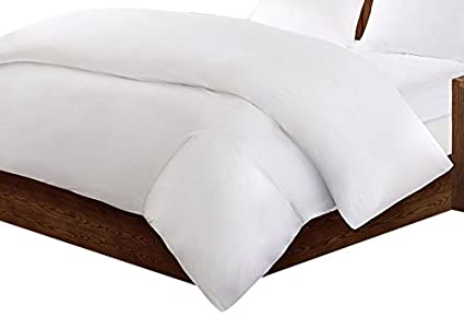 Amazon Com 3m Scotchgard Comforter Protector Duvet Cover With