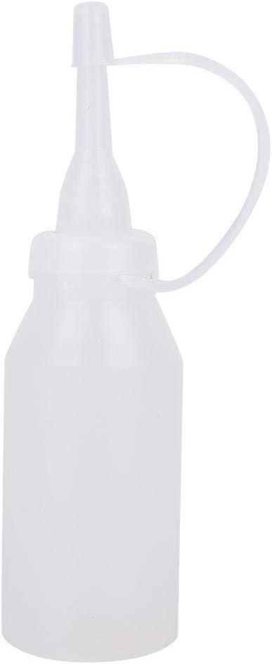 30ml Aceite de Silicona Embotellado, Botella de Silicona Aceite de pistola de Aire para Alta Presion Bombas de Aire y Equipo de Conducción Bomba de Aire