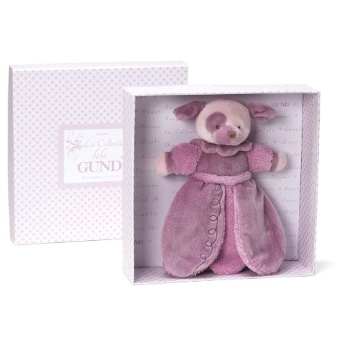 GUND Raspberry Petal Blanket 9