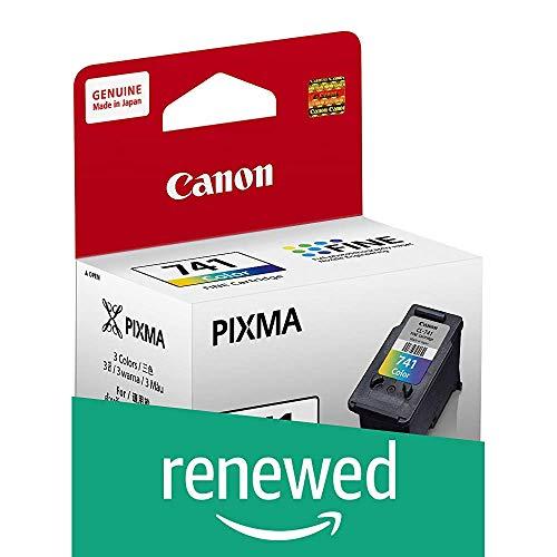 (Renewed) Canon CL-741 Inkjet Cartridge (Color)