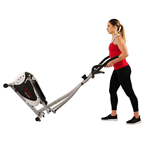 Magnetic Elliptical Machine Trainer by Sunny Health & Fitness - SF-E905 by Sunny Health & Fitness (Image #10)