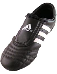 SM-II Low Cut Sneaker Sneaker (White with Black Stripes) - Size 9