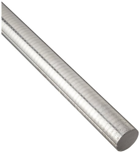 8620 Alloy Steel Round Rod, Unpolished (Mill) Finish, ASTM A29, 3