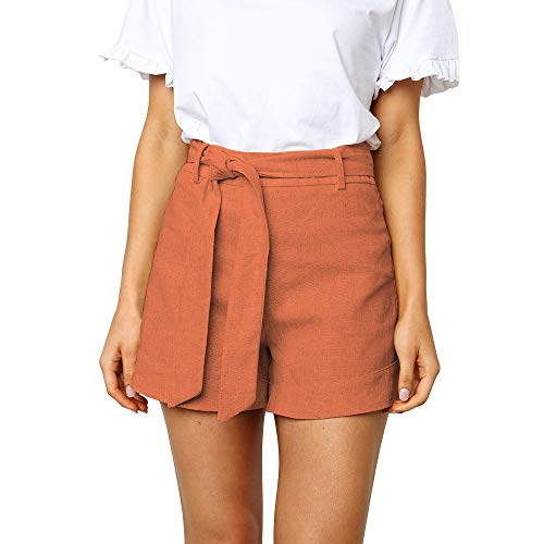 Skirts for Teens,Sale UOKNICE Gift Fashion Women Sexy Strap Casual Solid Color Wash Cotton Shorts Pants