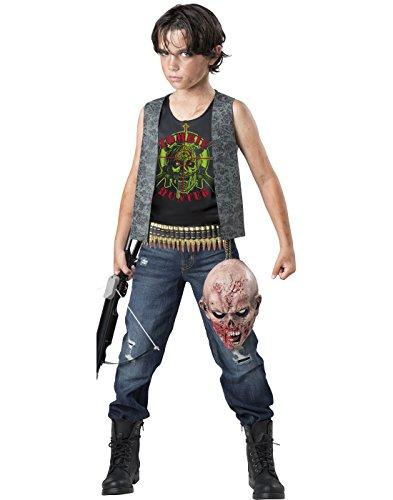 InCharacter Zombie Hunter Childs Costume XL ()