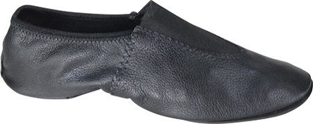 Danshuz Unisex Gymnatic Comfort Zachte Dans Loafers Zwart