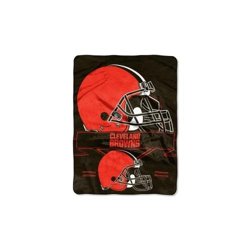 - The Northwest Company NFL Cleveland Browns Prestige Plush Raschel Blanket, 60
