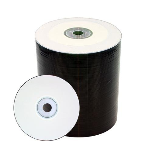 UPC 846122035076, Ridata R80JS-52-IS50N CD-R 700MB 52X, Silver Inkjet Printable, 50 discs in OPP wrap