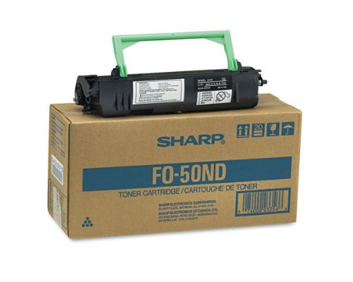 Sharp Part # FO-50ND OEM Fax Machine Toner - 6.000 Pages by Sharp