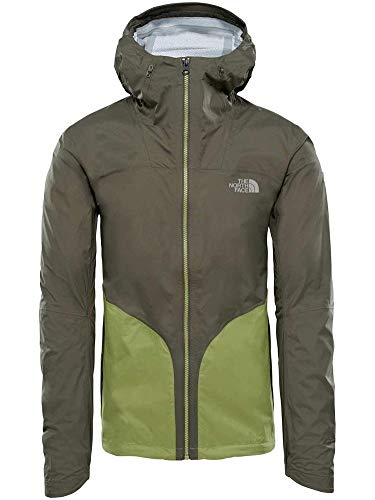 2 Face iguana Mens 5l Purna Grape Leaf Green Jacket North Le IqPF6w4F