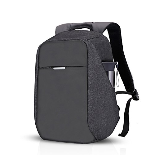 Travel Outdoor Computer Backpack Laptop bag small(khaki) - 7