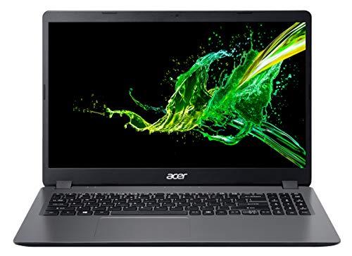 "Notebook Acer Aspire 3 A315-56-35ET 10ª Intel Core i3 8GB 512GB SSD 15,6"" Windows 10 - Cinza"