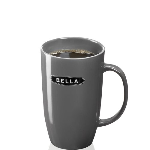 BELLA 13930 One Scoop One Cup Coffee Maker, Black Food Industry Mag