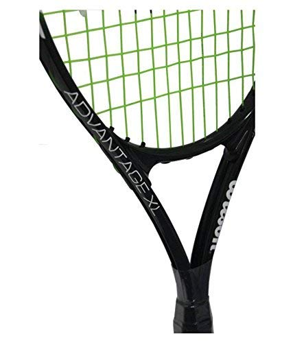 Wilson ventaja XL pre-strung raqueta de tenis: Amazon.es ...