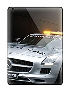 New Design Shatterproof UGvZpic6075Klqsd Case For Ipad Air (2010 Mercedes Benz Sls Amg F1 Safety Car)