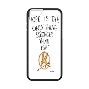 HQYDIY Custom The hunger games Plastic Case, DIY The hunger games Hard Cell Phone Case for Iphone 6 4.7¡°