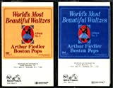 The World's Most Beautiful Waltzes [2 Audio Cassete Set] [Dolby]