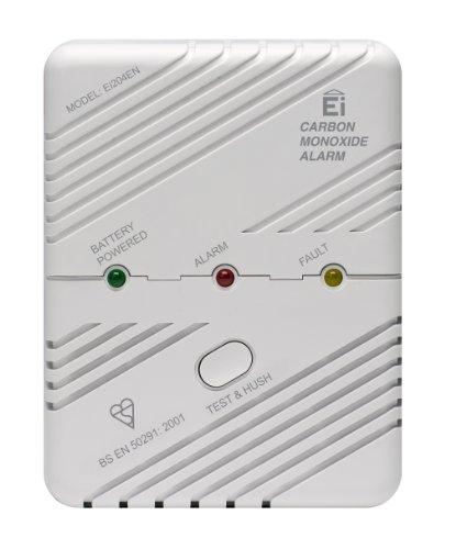 -[ Ei Electronics Carbon Monoxide Alarm Powered  ]-