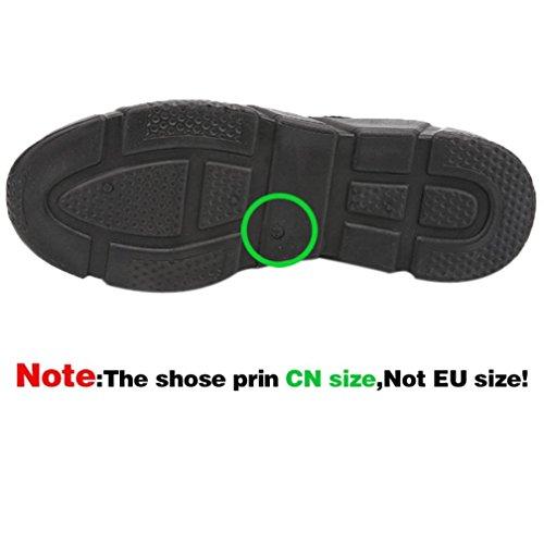 da Basse Scarpe Traspiranti da Scarpe Grigio Uomo on Unisex Sneakers Scarpe Challenge Uomo Sportive Stivali Ginnastica Piatte Scarpe Scarpe Slip Corsa da w646XqAS