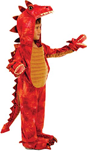 3 Dragon Headed Costume (Hydra The 3 Headed Dragon Costume -)