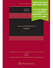 Cases and Materials on Torts: [Connected eBook with Study Center]