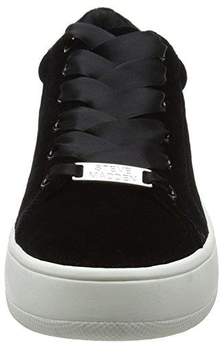 v Nero Bertie Steve Black Sneaker Donna da Scarpe Basse Madden Ginnastica EB565wqx