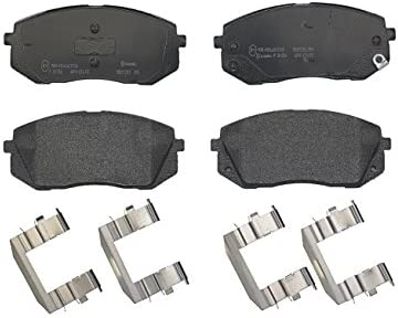 Rear Delphi Brake Pads Full Axle Braking Set Hyundai i40 CW 1.7 CRDi