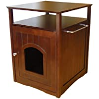 Casual Canine Cat Washroom-Nightstand Pet House