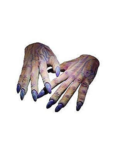 Rubie's Harry Potter Deluxe Adult Voldemort Hands]()