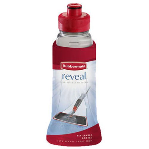 - Rubbermaid Reveal Spray Mop Replacement Bottle (FG1M1800TNTGR)