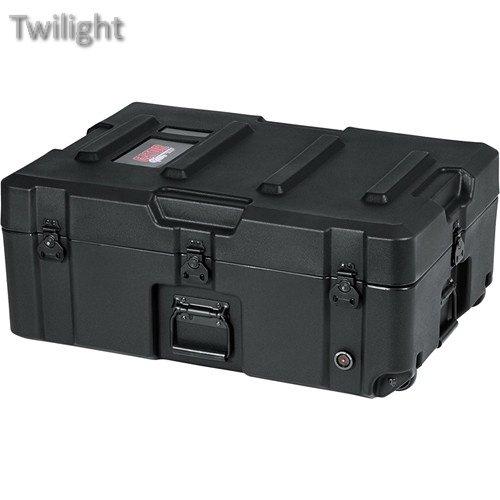 Gator Cases ATA Heavy Duty roto-moldedユーティリティケース(ブラック, 28 x 19 x 11