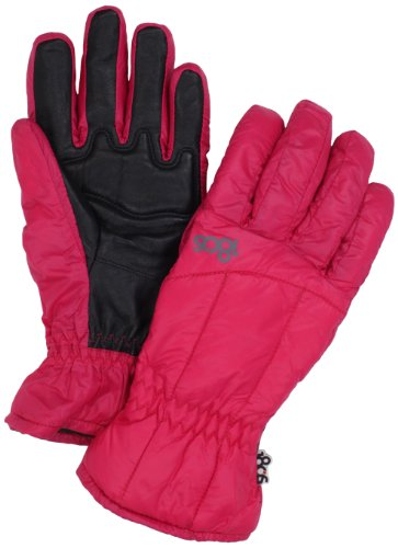 180s Women's Down Glove, Rose Red, X-Large