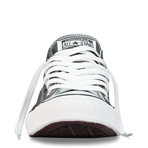 Converse Unisex Chuck Taylor All Star Sneakers Basse Grigio Scuro - 5.5 B (m) Us Women / 3.5 D (m) Us Men