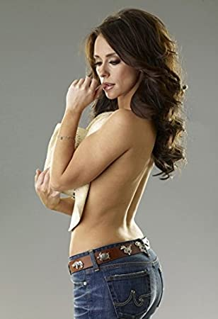 e topless Jeans