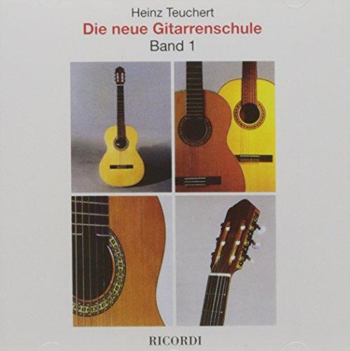 Gitarrenschule Band - Die neue Gitarrenschule Band 1