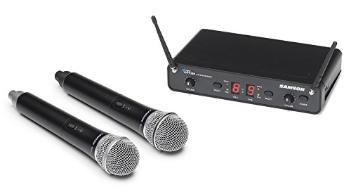 (Samson Concert 288 Handheld Dual-Channel Wireless System (Channel H))